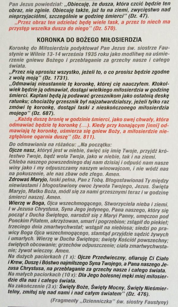peregrynacja - text