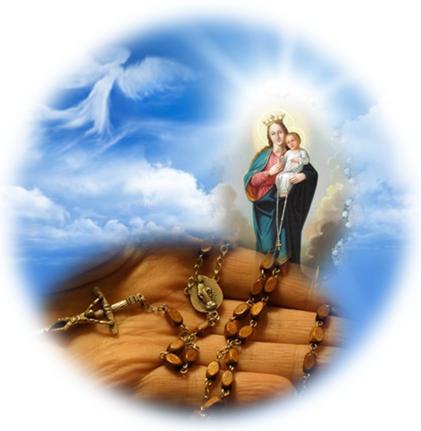 Październik Różaniec Polnische Katholische Mission